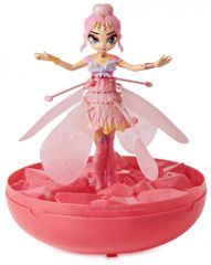 Spin Master Hatchimals Latająca Lalka Pixie - Różowa