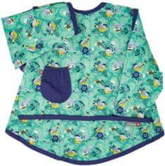 otroški slinček, zasnova majice (6 - 18 mesecev), Round the Garden (SS)