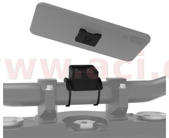 Oxford držák mobilních telefonů/kamer/navigací CLIQR, sada pro upevnění pomocí zdrhovacích pásek, OXFORD OX851