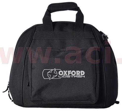 Oxford taška na přilbu Lidstash, OXFORD (černá) OL260