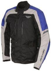 Ayrton bunda Tonny, AYRTON (černá/šedá/modrá) (Velikost: S) M100-153
