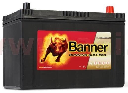 Banner 95Ah baterie, 760A, pravá BANNER Running Bull EFB 303x173x203(225) EFB59515