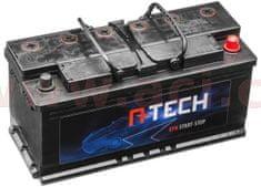 A-tech 105Ah AGM baterie START-STOP, 950A, pravá A-TECH AGM 392x175x190 60502