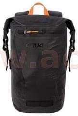 Oxford vodotěsný batoh AQUA EVO, OXFORD (černá/oranžová, objem 22 l) OL686