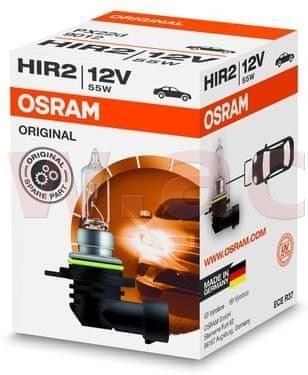 Osram žárovka HIR2 12V 55W (patice PX22d) OSRAM 9012