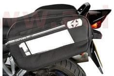 Oxford boční brašny na motocykl F1, OXFORD (černé, objem 45 l, pár) OL444