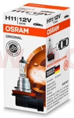 Osram žárovka H11 12V 55W (patice PGJ19-2) OSRAM 64211