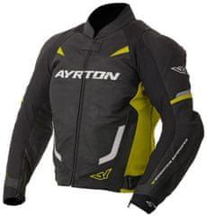 Ayrton bunda Evoline, AYRTON (černá/žlutá fluo) (Velikost: 58/3XL) M100-179