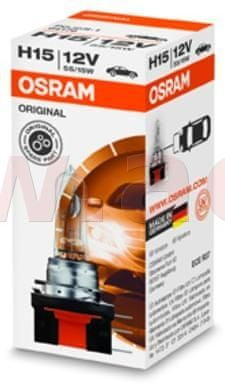Osram žárovka H15 12V 55-15W (patice PGJ23T) OSRAM 64176