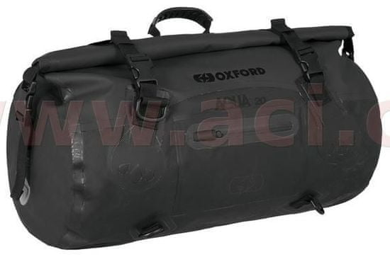 Oxford vodotěsný vak Aqua T-20 Roll Bag, OXFORD (černý, objem 20 l) OL450