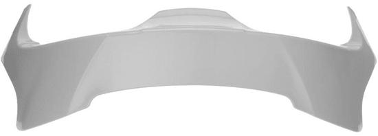 Cassida aerodynamický stabilizátor pro přilby Cyklon, CASSIDA - ČR (bílá perleť) REAR VENTS PEARL WHITE KRE