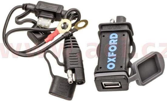 Oxford USB 2,1 adaptér, OXFORD (konektor SAE) EL114