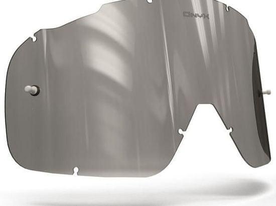 Fox Racing plexi pro brýle FOX RACING AIRSPC, ONYX LENSES (šedé s polarizací) 15-141-01