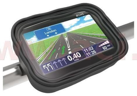 Oxford pouzdro navigace Strap Nav, OXFORD (černé) OX558