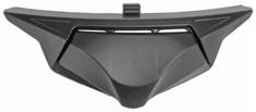 Cassida čelní kryt ventilace pro přilby Apex, CASSIDA - ČR FRONT CHIN VENT FS-817