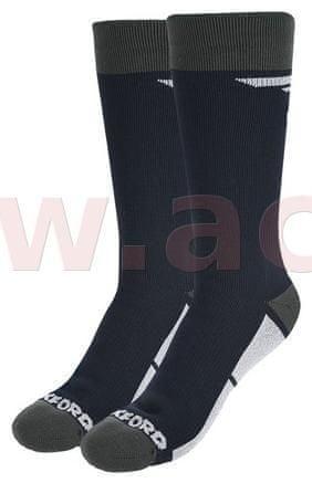 Oxford ponožky voděodolné s klimatickou membránou, OXFORD (černé) (Velikost: S) M168-143