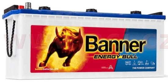 Banner 130Ah trakční baterie, levá BANNER Energy Bull 514x189x195(220) 96051
