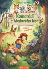 Schütze Andrea: Kamarádi z Medového lesa - Králíčci v ohrožení