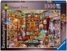 Ravensburger puzzle 165766 Skarbiec, 1000 elementów