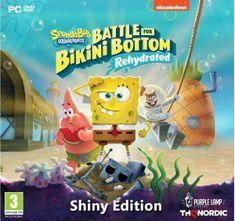 THQ Nordic Spongebob SquarePants: Battle for Bikini Bottom - Rehydrated - Shiny Edition igra (PC)