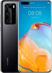 Huawei P40 Pro GSM telefon, 256 GB, črn