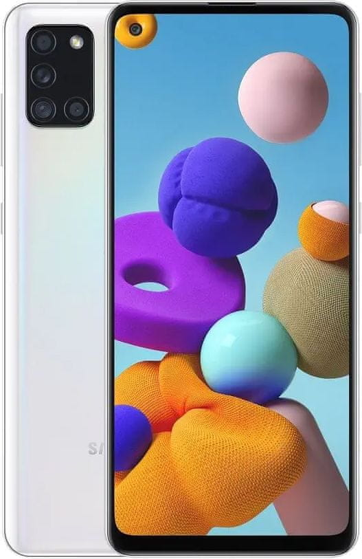 Samsung Galaxy A21s, 4GB/64GB, White