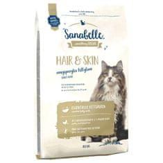 Sanabelle Hair & Skin suha hrana za odrasle mačke, 10 kg