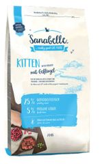 Sanabelle Kitten suha hrana za mačke, 2 kg