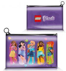 LEGO peresnica/kozmetična torbica Friends