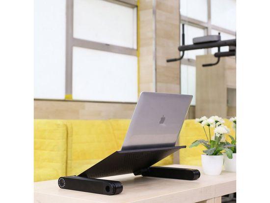 Alum online Skladací stolík pre notebook