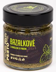 Hradecké Delikatesy Pesto bazalka 100g