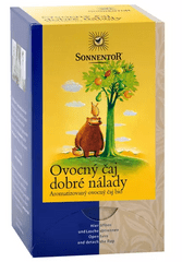 Sonnentor Ovocný čaj dobré nálady Bio 100g