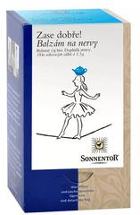 Sonnentor Balzám na nervy bylinný čaj Bio 27g