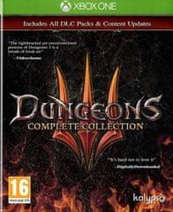 Kalypso Media Dungeons 3 Complete Collection igra (Xbox One)