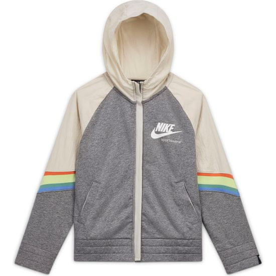 Nike dívčí mikina Sportswear Heritage