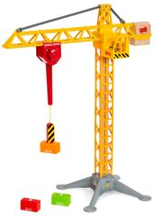 Brio WORLD 33835 Világító építőipari daru