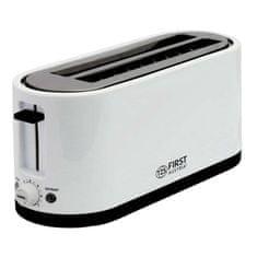 First Austria toaster, 1400 W, črno-bel - Odprta embalaža