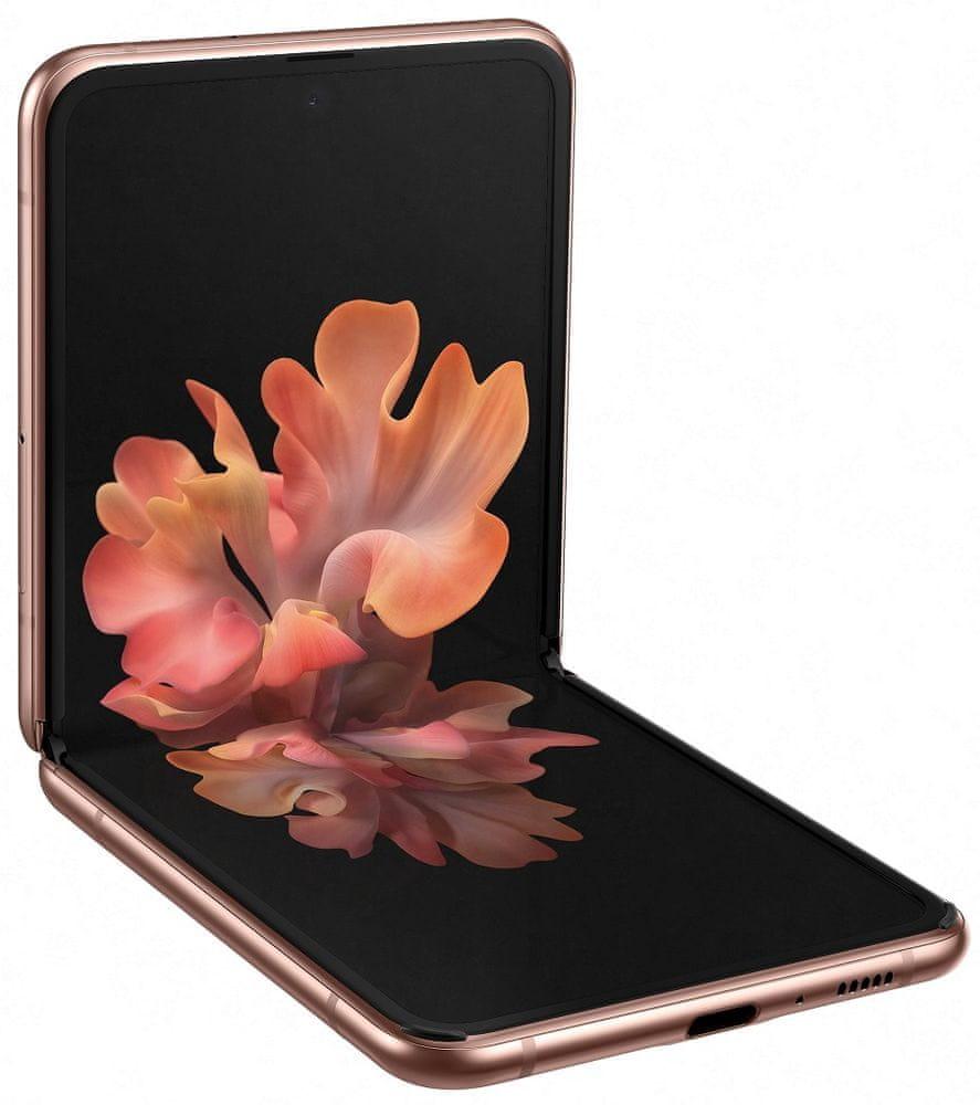 Samsung Galaxy Z Flip 5G, 8GB/256GB, Bronze