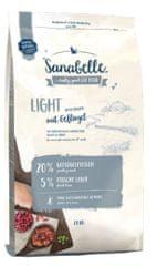 Sanabelle Light suha hrana za mačke, 2 kg