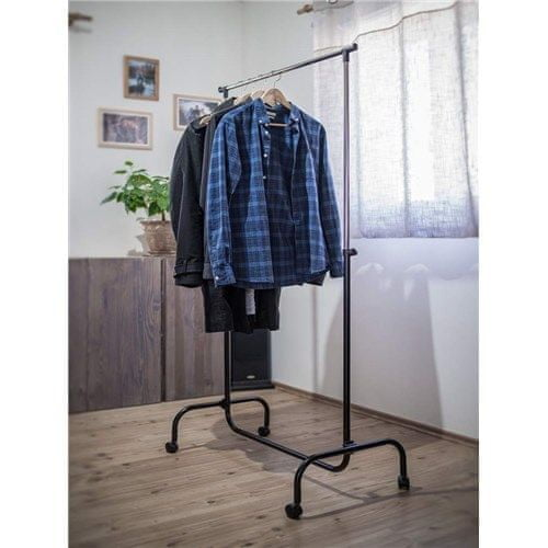 VETRO PLUS Stojak na ubrania JAMES 160 cm