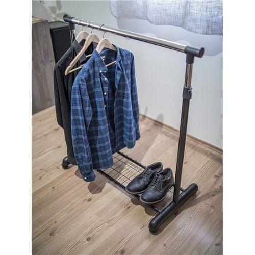 VETRO PLUS stalak za odjeću James, 168 cm