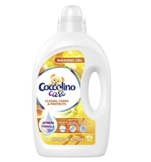 Coccolino Care gél Šport 60 dávok