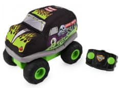 Spin Master Pluszowy Monster Jam RC Grave Digger