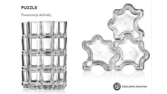 B. Bohemian 3D miska Puzzle set 4 ks misiek