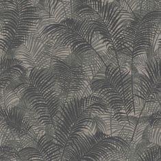 Decoprint Luxusní vliesová tapeta Listy BL22762, Tropical Leaves, Blooming, Decoprint