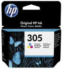 HP 305, barevná (3YM60AE)