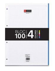 Miquelrius blok za pisanje, A4/140L, karo