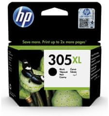 HP 305XL, černá (3YM62AE)