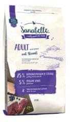 Sanabelle Adult suha hrana za mačke, noj, 2 kg