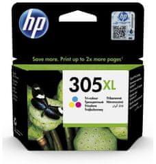 HP 305XL, barevná (3YM63AE)